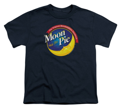 Youth: Moon Pie - Current Logo T-Shirt