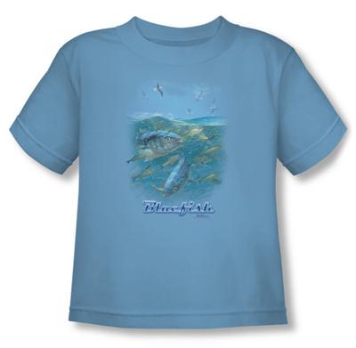 Toddler: Wildlife - Blue Mayhem T-shirts