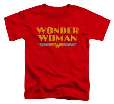 Toddler: Wonder Woman - Wonder Woman Logo Shirt