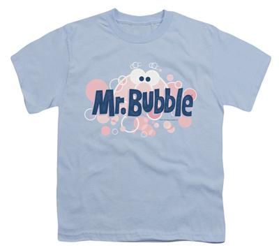 Youth: Mr Bubble - Eye Logo T-shirts