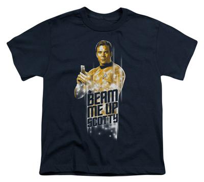 Youth: Star Trek - Beam Me Up Shirts
