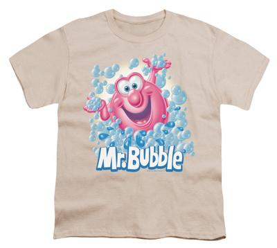 Youth: Mr Bubble - Modern Bubble T-shirts