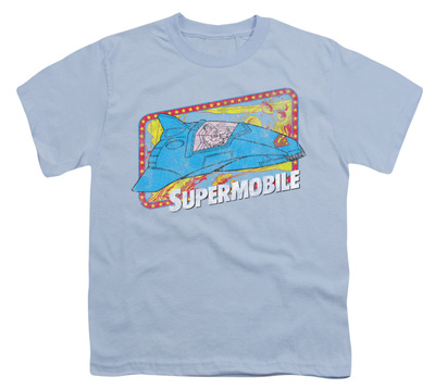 Youth: Superman – Supermobile Shirt