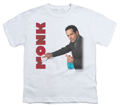 Youth: Monk - Clean Up T-Shirt