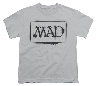 Youth: Mad Magazine - Stencil Shirts
