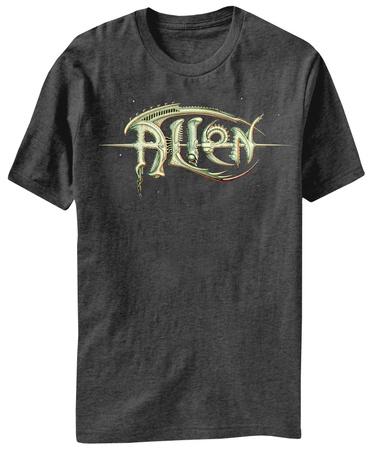 Alien - Logo Parts T-Shirt
