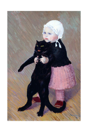 Cat Posters by Théophile Alexandre Steinlen