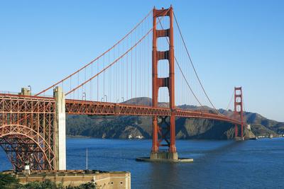 Golden Gate Bridge Photographic Print by Geri Lavrov