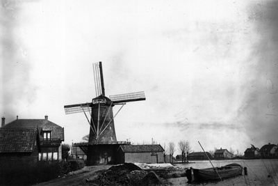 Windmill Photographic Print by Topical Press Agency