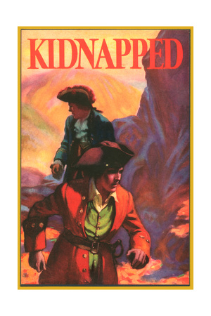 Kidnapper Art by Manning de V. Lee