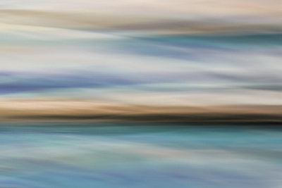 Moved Landscape 6484 Giclee Print by Rica Belna