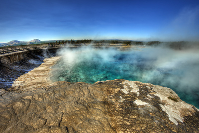 Yellowstone National Park Photographic Print by Jens Karlsson
