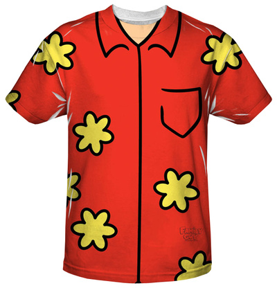 Youth: Family Guy - Quagmire Costume Tee T-shirts