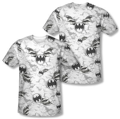 Batman – Bat Flight (Front/Back Print) T-Shirt
