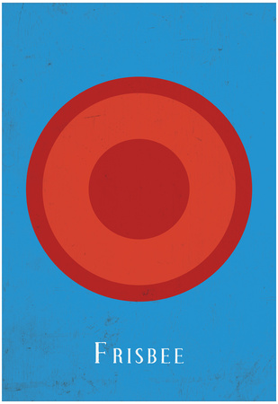 Frisbee Prints