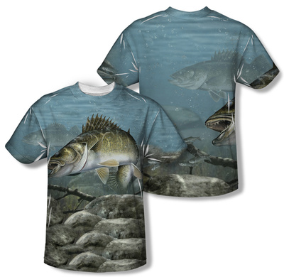 Wild Wings - Feeding Grounds (Front/Back Print) Sublimated
