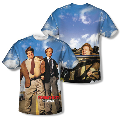 Tommy Boy - Poster (Front/Back Print) Shirts