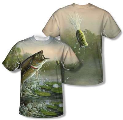 Wild Wings - Summertime (Front/Back Print) Sublimated