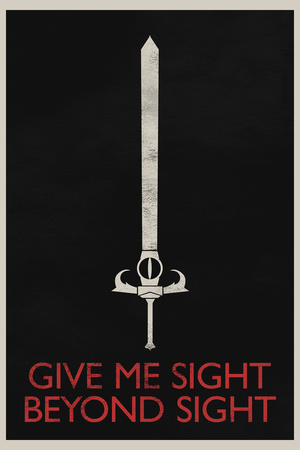 Give Me Sight Beyond Sight Retro Prints