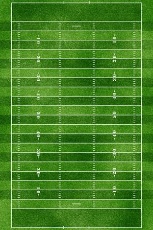 Football Field Gridiron Sports Affischer