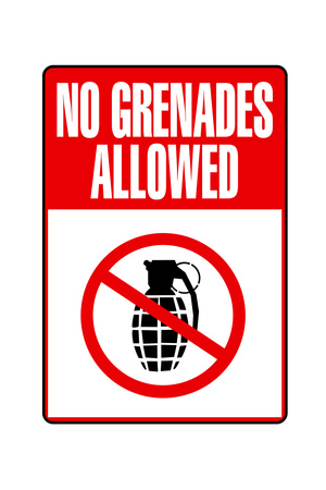 Jersey Shore No Grenades Allowed TV Posters