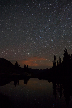 Stars over Paradise Photographic Print by Hansrico Photography
