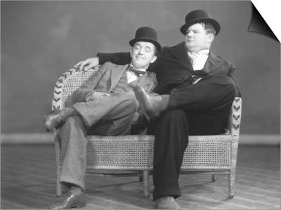 Oliver Hardy, Stan Laurel Prints