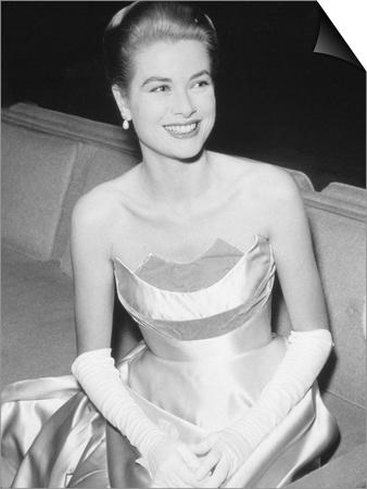 Grace Kelly, 1955 Art