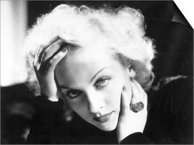 Carole Lombard, 1934 Art