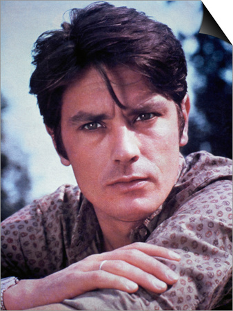 Alain Delon Prints