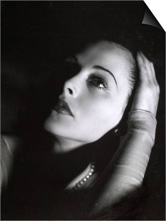 Hedy Lamarr, 1941 Posters