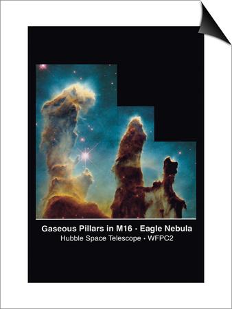 Pillars of Creation Prints
