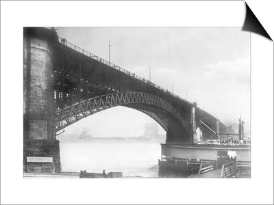 The Eads Bridge Posters by Ido Von Reden