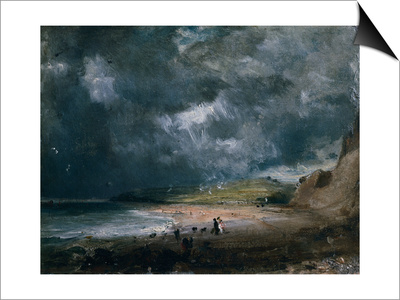 Weymouth Bay Prints by John Constable