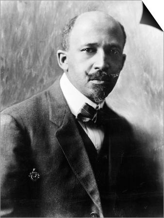 W.E.B. Du Bois, 1868-1963 Posters