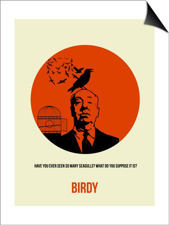 Birdy Poster 2 Prints by Anna Malkin