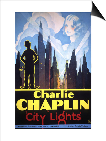 City Lights, 1931 Prints!