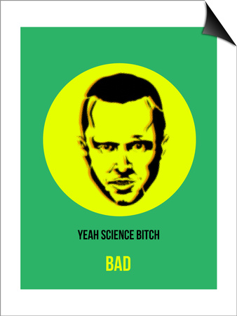 Yeah Science Poster 2 Prints by Anna Malkin