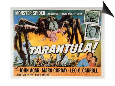 Tarantula, 1955 Posters