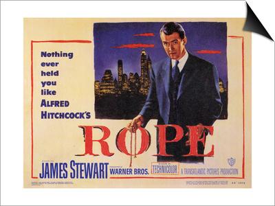 Rope, 1948 Art