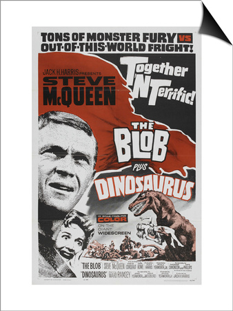 The Blob, 1958 Prints!