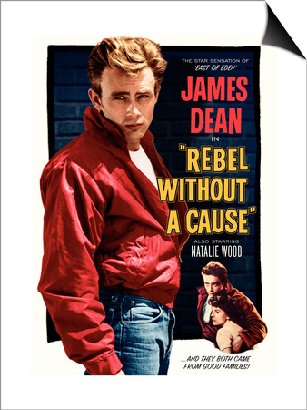 Rebel Without a Cause, 1955 Prints!