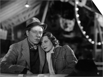 Jean Gabin and Michele Morgan: Le Quai Des Brumes, 1938 Prints