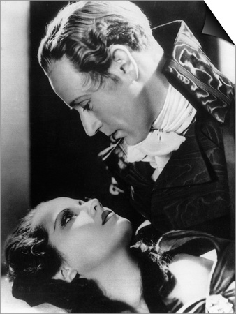 Leslie Howard and Merle Oberon: The Scarlet Pimpernel, 1934 Prints