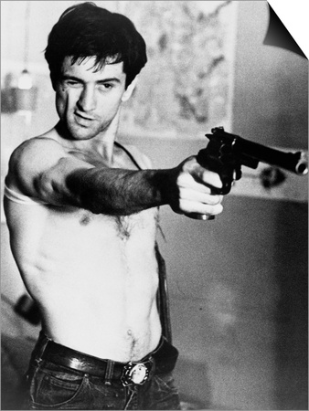 Taxi Driver 1976 Directed by Martin Scorsese Robert De Niro Prints
