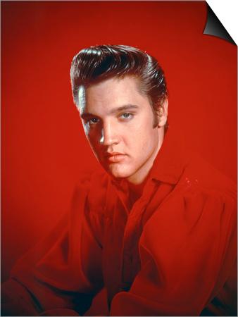 Elvis Presley 1956 Posters