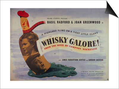 Whisky Galore! Art