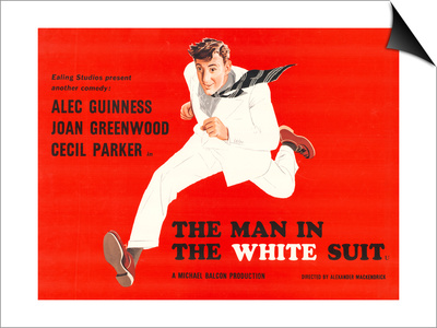 Man in the White Suit (The) Print
