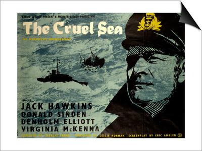 Cruel Sea (The) Prints