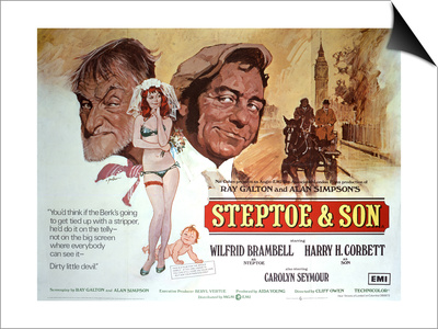 Steptoe and Son Posters